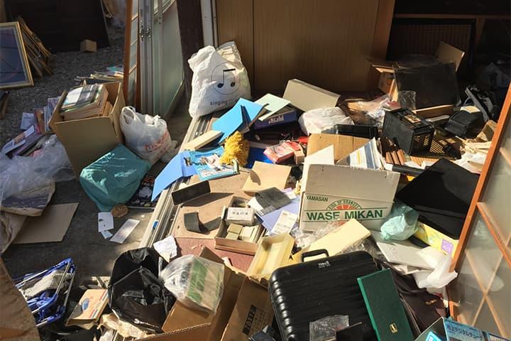 ゴミ屋敷、汚部屋清掃